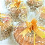 米粉のミニシフォンケーキ